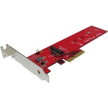 Контролер Roline 15.06.2193, от PCIe 4x към M.2 SSD, за 2242/2260/2280/22110 image