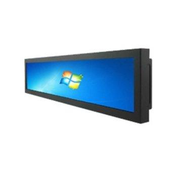 "Дисплей Winmate W27IB3S-CHC1, 27.6"" (70.10 cm), Full HD, HDMI, USB, RS232 image"