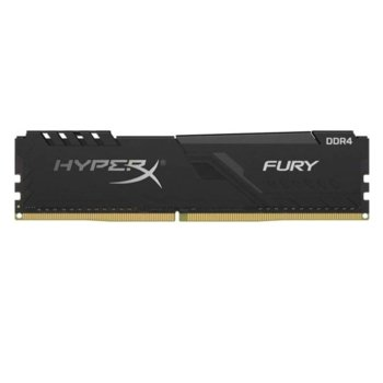 Памет 4GB DDR4, 2400MHz, KingSton HyperX FURY (HX424C15FB3/4), 1.2V image