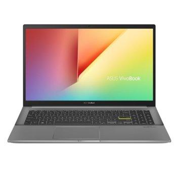 "Лаптоп Asus VivoBook 14 X413JA-WB311T (90NB0RC7-M08410), двуядрен Ice Lake Intel Core i3-1005G1 1.2/3.4 GHz, 14.0"" (35.56 cm) Full HD Anti-Glare Display, (HDMI), 8GB DDR4, 256GB SSD, 1x USB 3.1 Gen 1 Type-C, Windows 10 Home image"