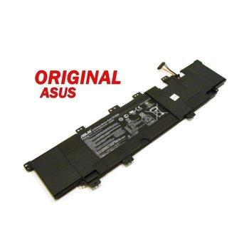 Батерия (оригинална) за лаптоп ASUS VivoBook S500/500C/500CA, C31-X502, 11.1V, 3950mAh, 44Wh image