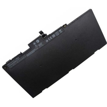 Батерия (оригинална) за лаптоп HP EliteBook/ZBook, съвместима с 745 G3/755 G3/840 G2/840 G3/850 G3/15u, 11.4V, 46Wh image
