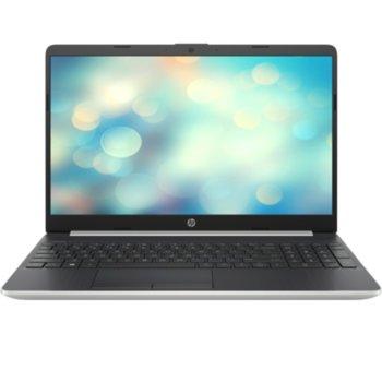 "Лаптоп HP Notebook-15-dw0018nu (8BN69EA) двуядрен Whiskey Lake Intel Core i3-8145U 2,1/3,9 GHz, 15.6"" (39.62 cm) Full HD Anti-Glare Display, 8GB DDR4, 128GB SSD, 1x USB 3.1 Gen 1 Type C, 2x USB 3.1, Free DOS, 1.82 kg  image"