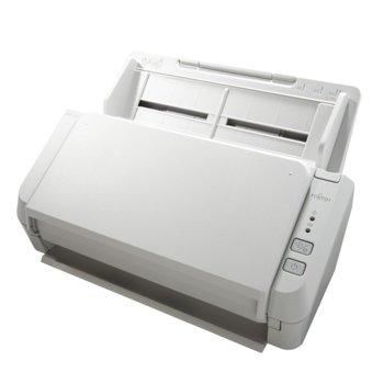Скенер Fujitsu SP-1130, 600 x 600 DPI, A4, двустранно сканиране, ADF, USB, 30ppm / 60ipm image