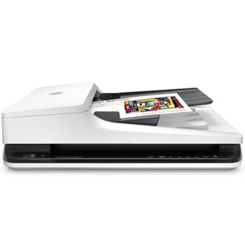 HP ScanJet Pro 2500 f1 Flatbed Scanner product