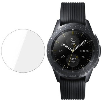 Протектор от закалено стъкло /Tempered Glass/ 3МК Watch Protection, за Samsung Galaxy Watch 42mm image