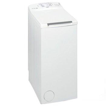 Перална машина Whirlpool TDRL 6030L, клас A+++, 6 кг. капацитет, 1000 оборота, 7 програми, свободностояща, 40 cm, бяла image