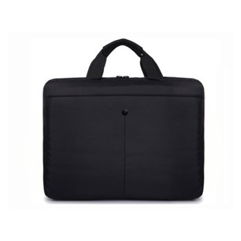 "Чанта за лаптоп NB-006, до 15.6"" (39.62cm), полиестер. черен image"