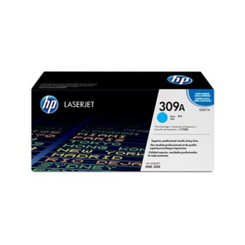КАСЕТА ЗА HP COLOR LASER JET 3500 - Cyan product
