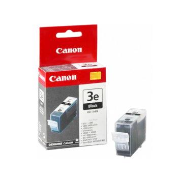 ГЛАВА CANON iP 3000/4000/5000/i550/850/6500/S400/500/600/S45000/BJC-3000/6000 - Black -BCI-3eBK - P№ 4479A002 - заб.: 1x27ml. image