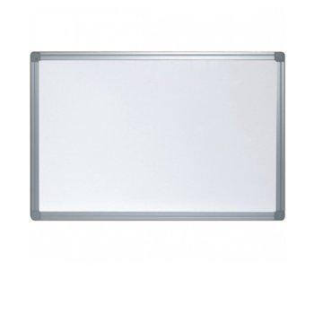 Бяла дъска, с алуминиева рамка, размер 600x900 mm image