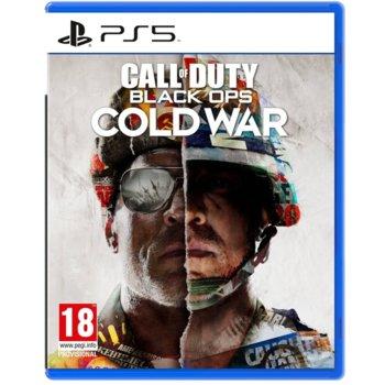 Игра за конзола Call of Duty: Black Ops - Cold War, за PS5 image