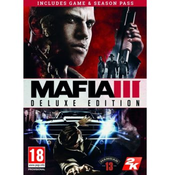 Mafia III Deluxe Edition product