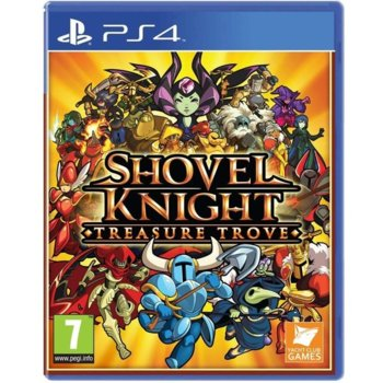 Игра за конзола Shovel Knight: Treasure Trove, за PS4 image