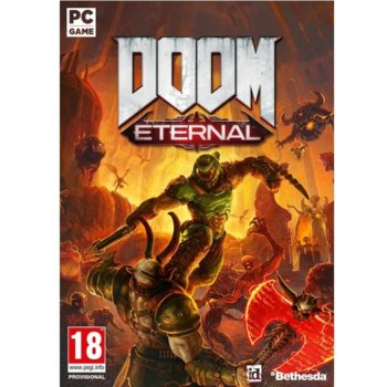 Игра DOOM Eternal, за PC image