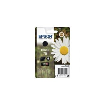 Мастило за Epson Claria Home for XP-102, XP-402, XP-405, XP-405WH, XP-302, XP-305, XP-202 - Black - заб: 470к image