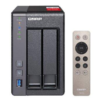 Qnap TS-251+-2G product