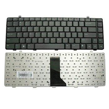 Клавиатура за лаптоп Dell, съвместима със серия Inspiron 1464, US/UK, с кирилица image
