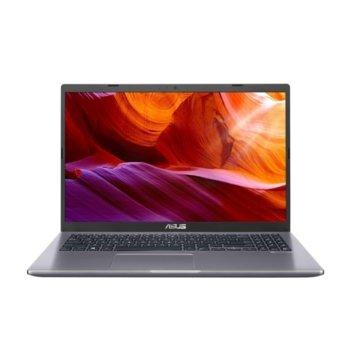 "Лаптоп Asus VivoBook M509DA-WB321 (90NB0P52-M03580)(сив), двуядрен Zen 2 AMD Ryzen 3 3200U 2.6/3.5GHz, 15.6"" (39.62 cm) Full HD Anti-Glare Display, (HDMI), 8GB DDR4, 256GB SSD, 1x USB 3.1 Type C, No OS image"