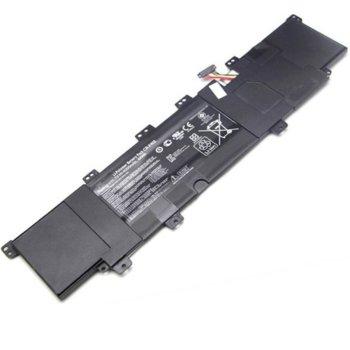 Батерия (заместител) за Лаптоп Asus VivoBook S300CA/S400/S400CA/S400EI/S500CA, 11.1V, 5200mAh image