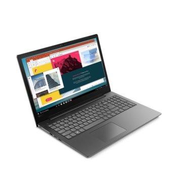 "Лаптоп Lenovo V130-15IKB (81HN00N6BM)(сив), двуядрен Kaby Lake Intel Core i3-7020U 2.30 GHz, 15.6"" (39.62 cm) Full HD Anti-Glare Display, (HDMI), 4GB DDR4, 256GB SSD, 1x USB 3.0, Free DOS, 1.85 kg image"
