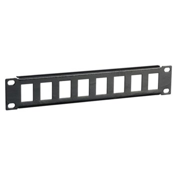 Patchpanel for 8 modules type Keystone image