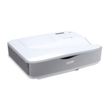 Проектор Acer Projector U5530, DLP, Ultra Short Throw, Full HD (1920x1080), 18,000:1, 3000 lm, HDMI, VGA, USB image