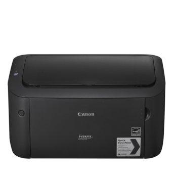 Лазерен принтер Canon i-SENSYS LBP6030B, монохромен, 2400x600 dpi, 18 стр/мин, USB, A4 image
