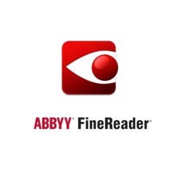 Софтуер ABBYY FineReader 15 Corporate, Volume License (per Seat), Perpetual, за 5-10 потребителя image