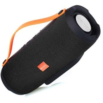 Тонколона Kisonli M8, 2.0, 5W, Bluetooth, черна, преносима, работен режим до 5 часа image