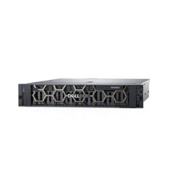 Сървър Dell PowerEdge R7515 (PER751509A), шестнадесетядрен AMD EPYC 7302 3.0/3.3GHz, 32GB DDR4 R DIMM, 2x480GB SSD, 2x 1GbE, 2x USB 3.0, без ОС, 1x 750W PSU image