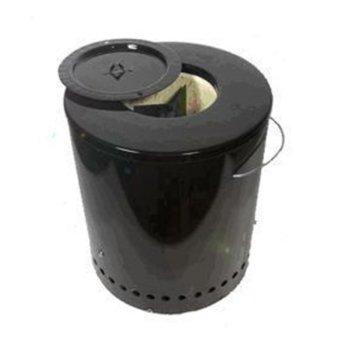 Единичен чушкопек с капак Rubino RU-01, 1200W image
