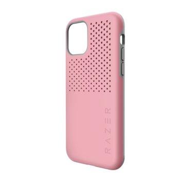 Калъф за Apple iPhone 11 Pro, хибриден, Razer Arctech Pro Quartz RC21-0145PQ06-R3M1, удароустойчив, розов image
