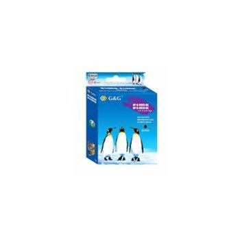 ГЛАВА HP Photosmart C5380/C6380/D5460/Photosmart Pro B8550 -  Black - (364XL) - CB316EE/CB321EE P№ NH-R0364XLBK/NH-R0684EXLBK - G&G - Неоригинален заб.: 30ml image
