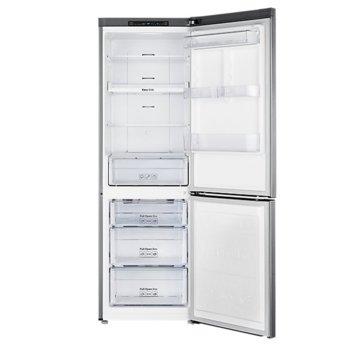 Хладилник с фризер Samsung RB31HSR2DSA/EF, клас F, 306 л. общ обем, свободностоящ, 280 kWh/годишно, инокс image