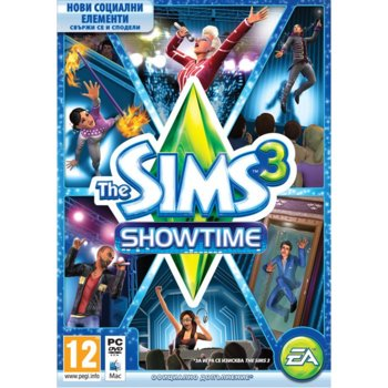 The Sims 3: Showtime product