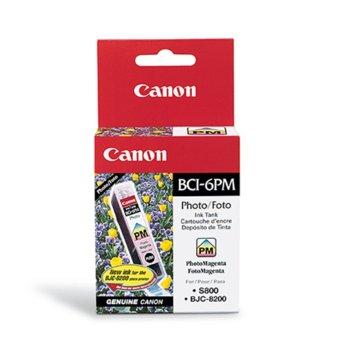 Глава за Canon BubbleJet, Pixma printers - BCI-6PM - Magenta - заб.:280k image