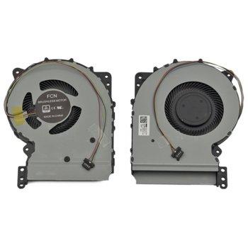 Вентилатор за Asus A407, X407, X507, 4pin, 5V - 0.5A image