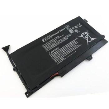 Батерия (заместител) за лаптоп HP, съвместима с модели K001/PX03XL/HSTNN/LB4P, 9-cell, 11.1-11.4V, 4386mAh image