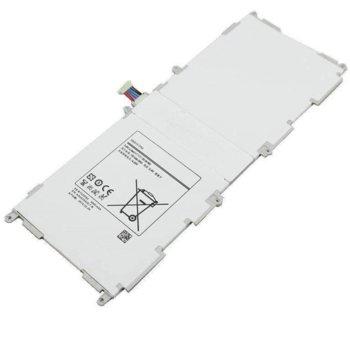 Батерия (оригинална) за лаптоп Dell, съвместима с Galaxy Tab 4 10.1/SM-T530/SM-T531/SM-T535 SM-T533 SM-T537, 3.8V, 6800mAh image