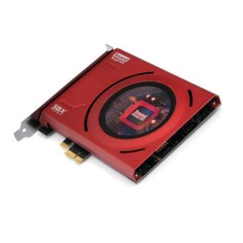 Creative Sound Blaster Z, PCI-E, 5.1CH, 24bit image