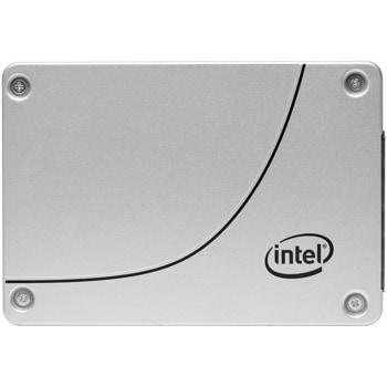 """Памет SSD 240GB Intel D3-S4510, SATA 6Gb/s, 2.5""""(6.35 cm), скорост на четене 500 MB/s, скорост на запис 280 MB/s image"""