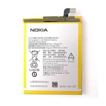 Батерия (заместител) HE341 за Nokia 2.1, 4000mAh/3.85V image