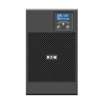 UPS Eaton 9E 1000i, 1000VA/800W, LCD дисплей, On-Line, Tower image