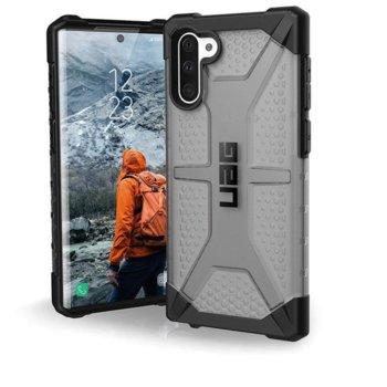 Калъф за Samsung Galaxy Note 10, хибриден, Urban Armor Plasma 211743113131, удароустойчив, черен-прозрачен image