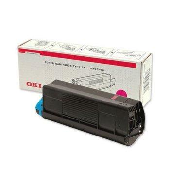 КАСЕТА ЗА OKI C 3100 - Magenta - P№ 42804514 product