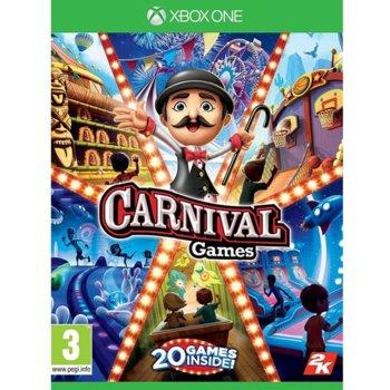 Игра за конзола Carnival Games, за Xbox One image