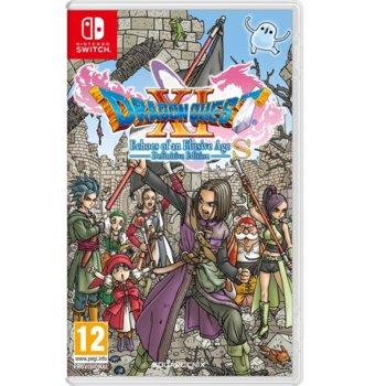 Игра за конзола Dragon Quest XI: Echoes of an Elusive Age Edition of Light, за Nintendo Switch image