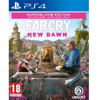 Игра за конзола Far Cry New Dawn Superbloom Edition, за PS4 image