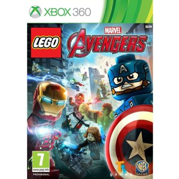 LEGO Marvels Avengers Toy Edition product